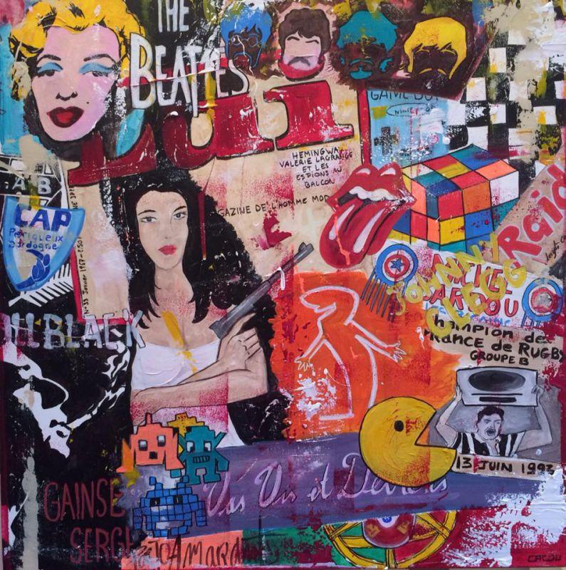 Mister M - Thème : Souvenirs années 80